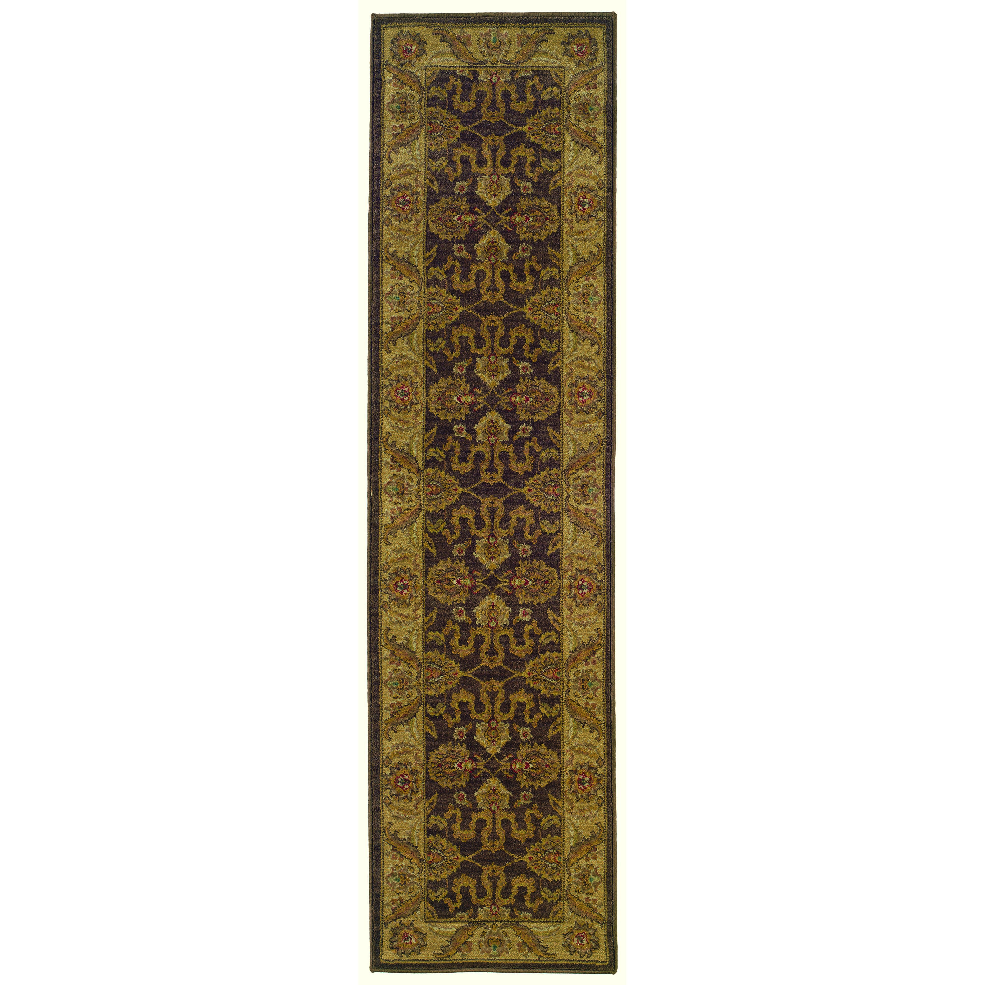"""Oriental Weavers Allure 1'11"""" X  3' 3"""" Rug - Item Number: AL12B12"""