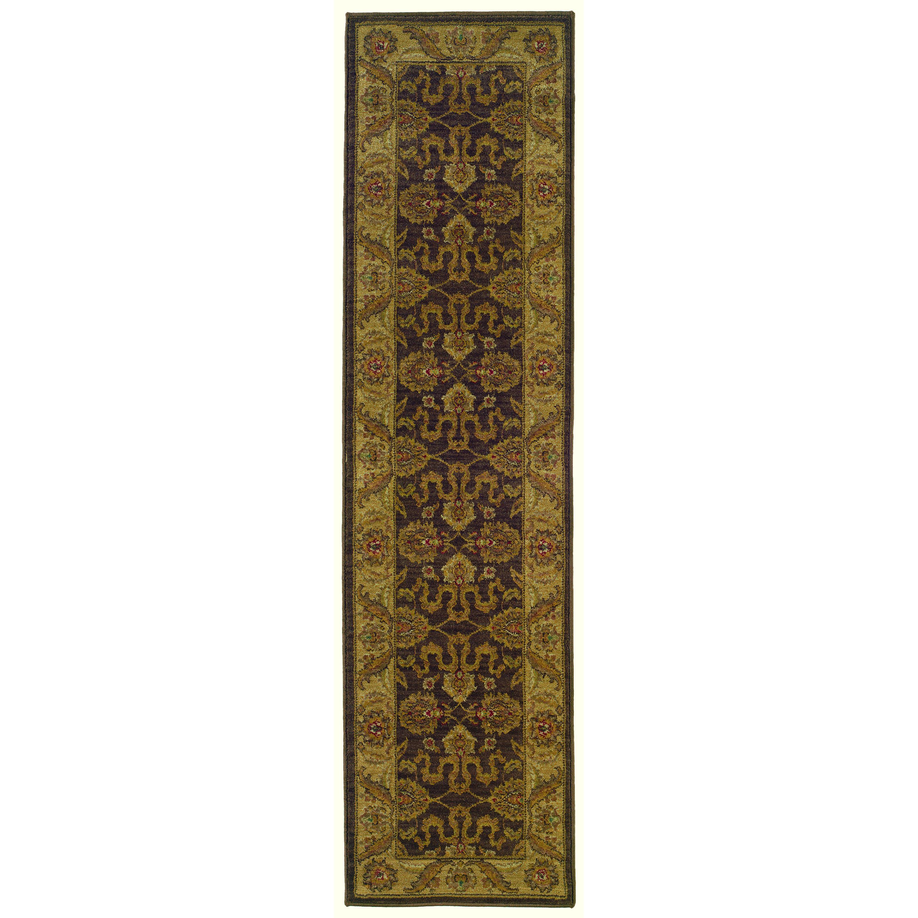 """Oriental Weavers Allure 1'11"""" X  7' 6"""" Rug - Item Number: AL12B13"""
