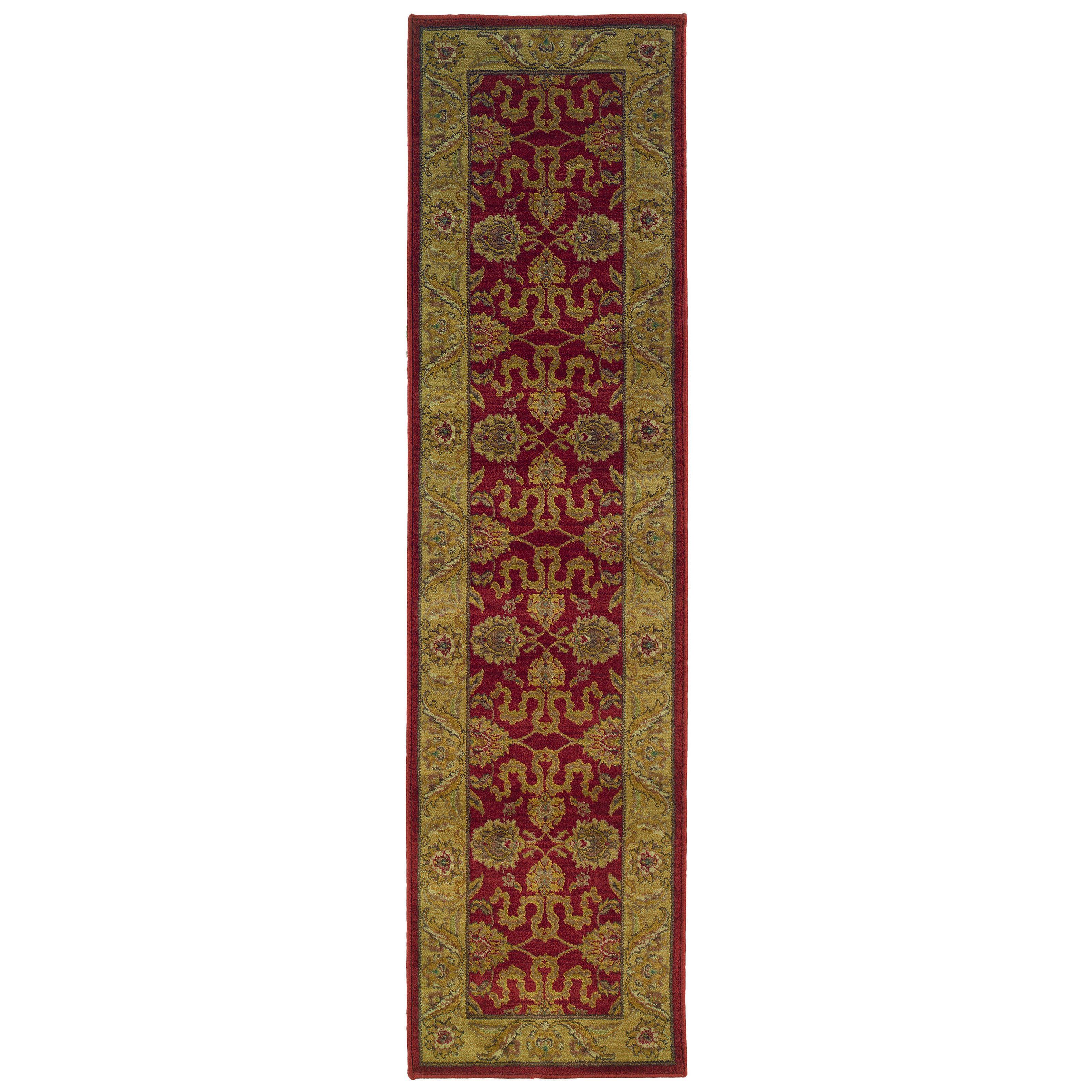"""Oriental Weavers Allure 1'11"""" X  3' 3"""" Rug - Item Number: AL12D12"""