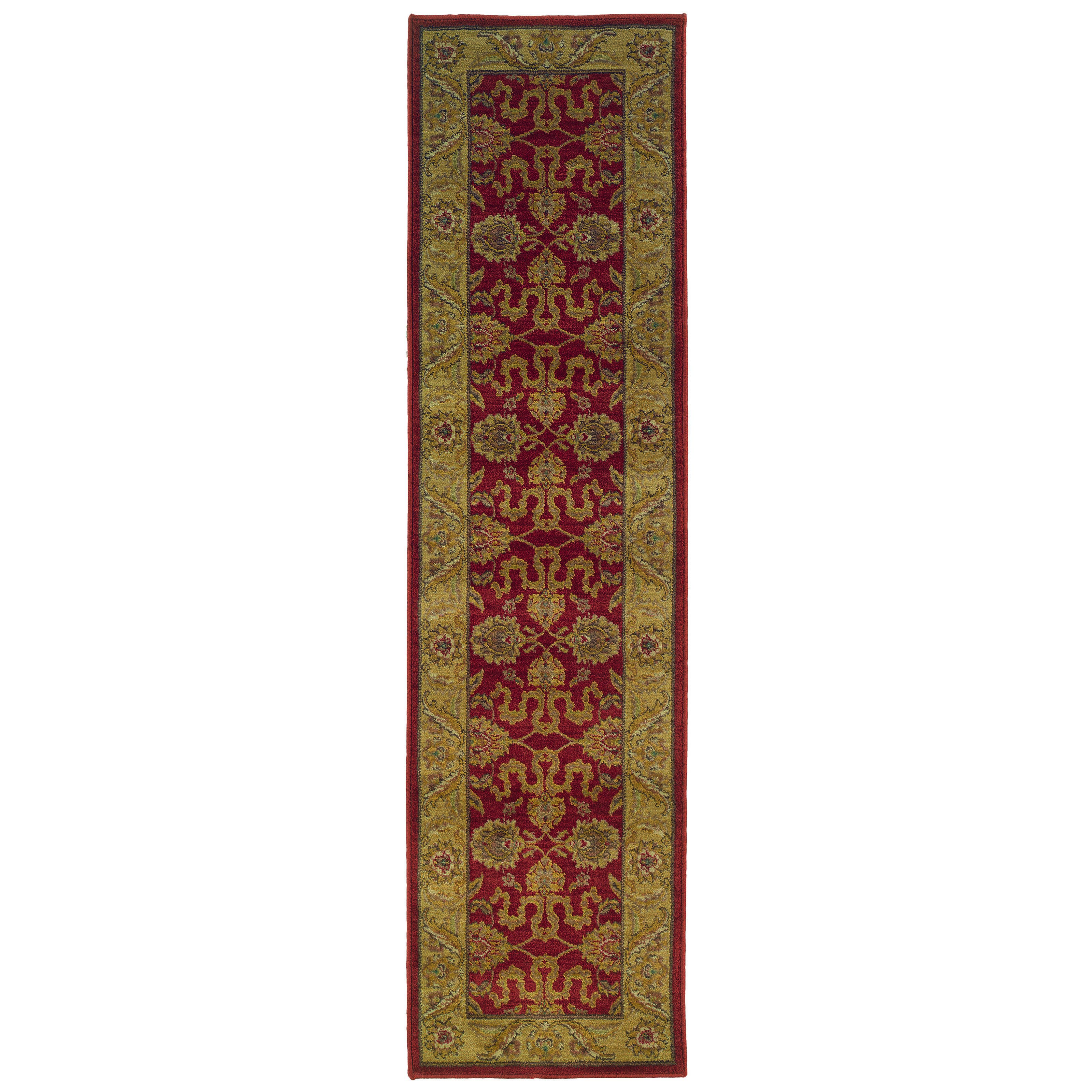 "Oriental Weavers Allure 1'11"" X  7' 6"" Rug - Item Number: AL12D13"