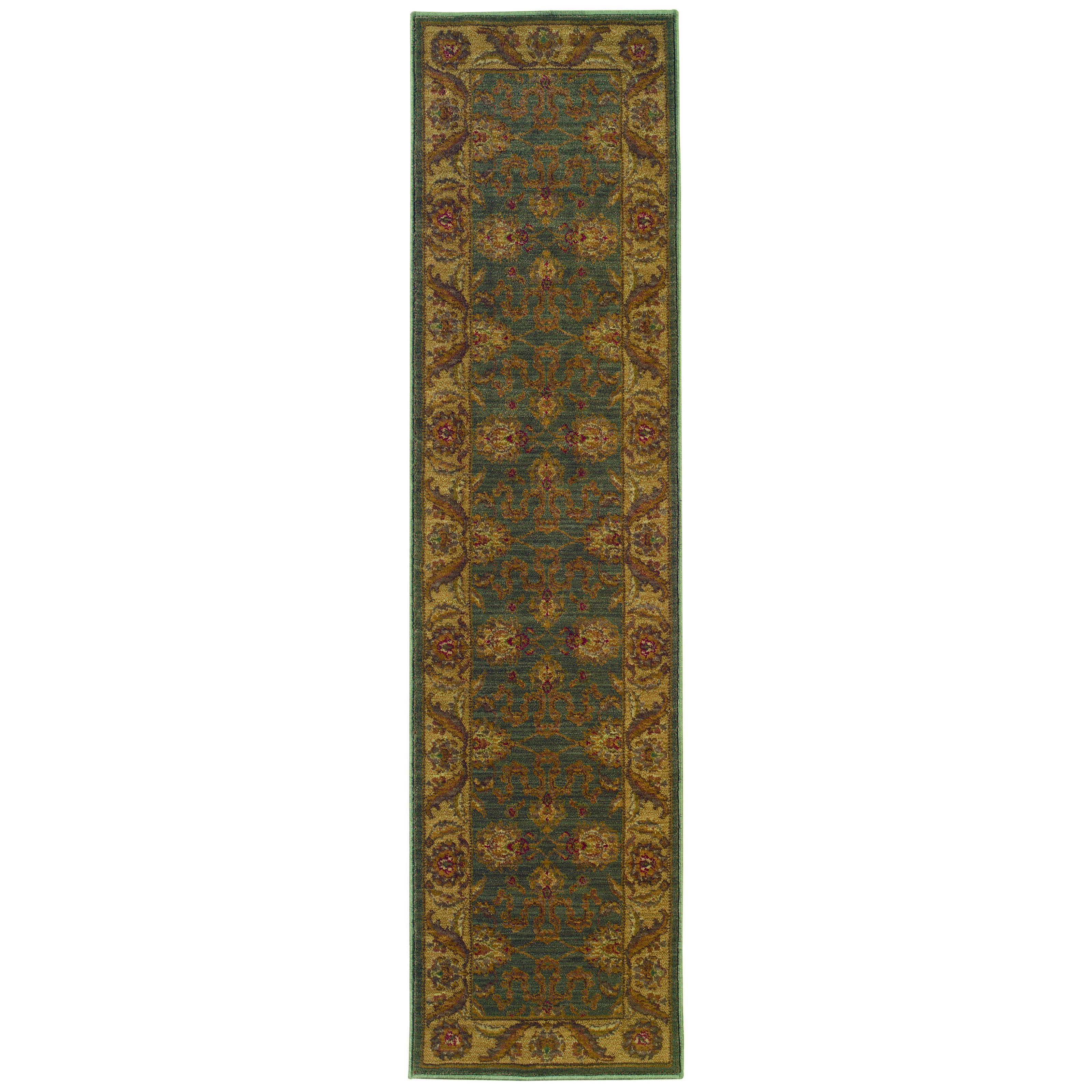 "Oriental Weavers Allure 1'11"" X  3' 3"" Rug - Item Number: AL12E12"
