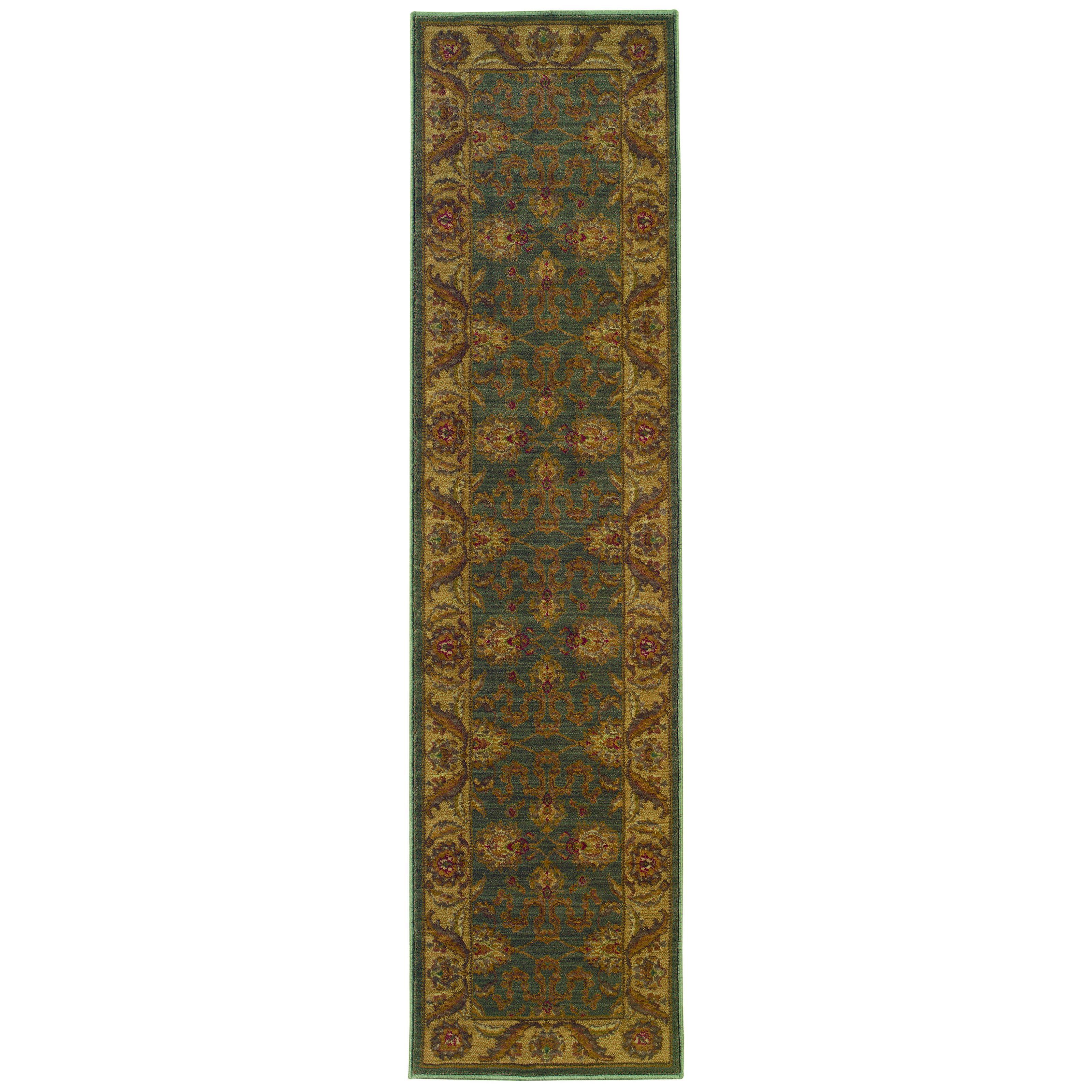 "Oriental Weavers Allure 1'11"" X  7' 6"" Rug - Item Number: AL12E13"