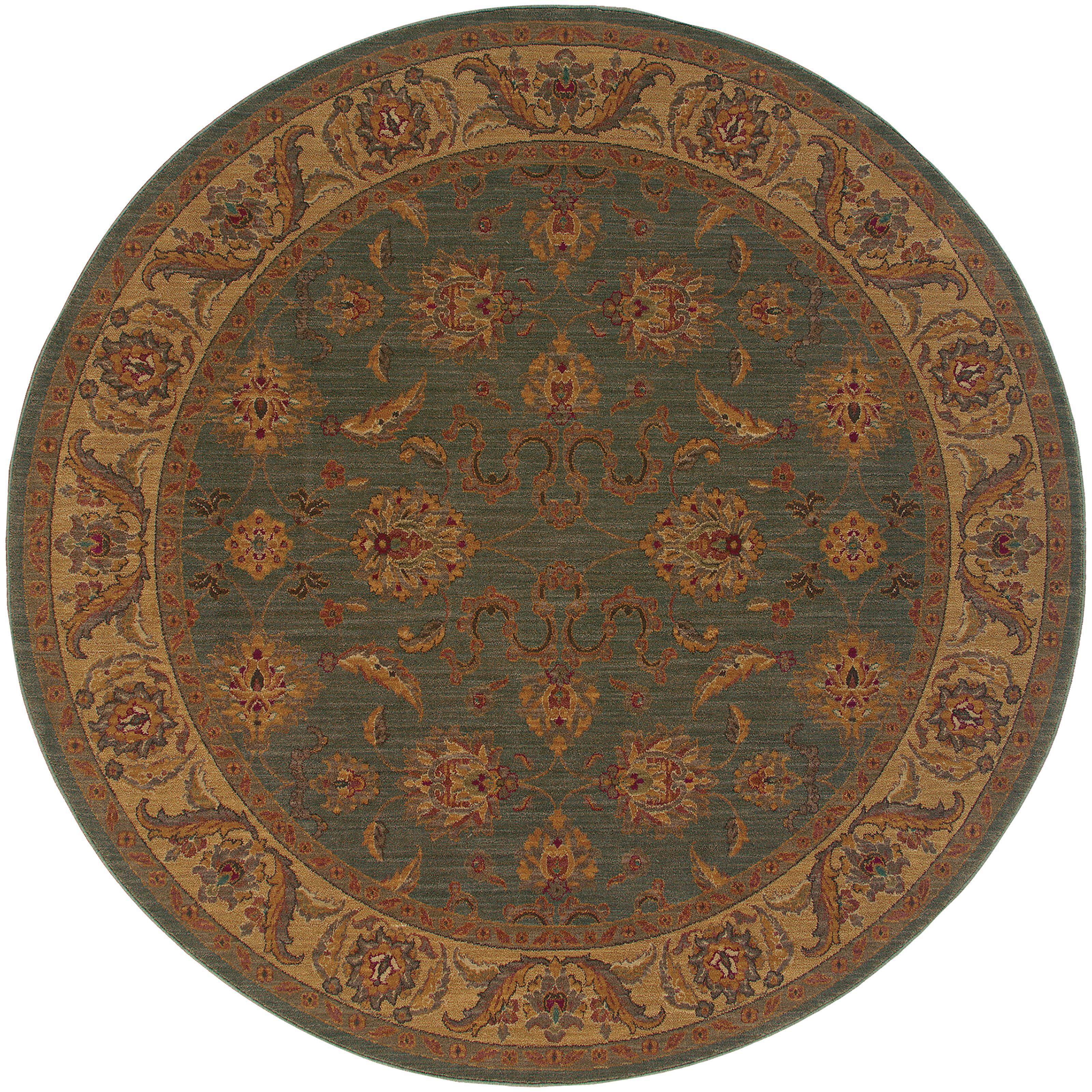 "Oriental Weavers Allure 7' 8"" Rug - Item Number: AL12E1R"
