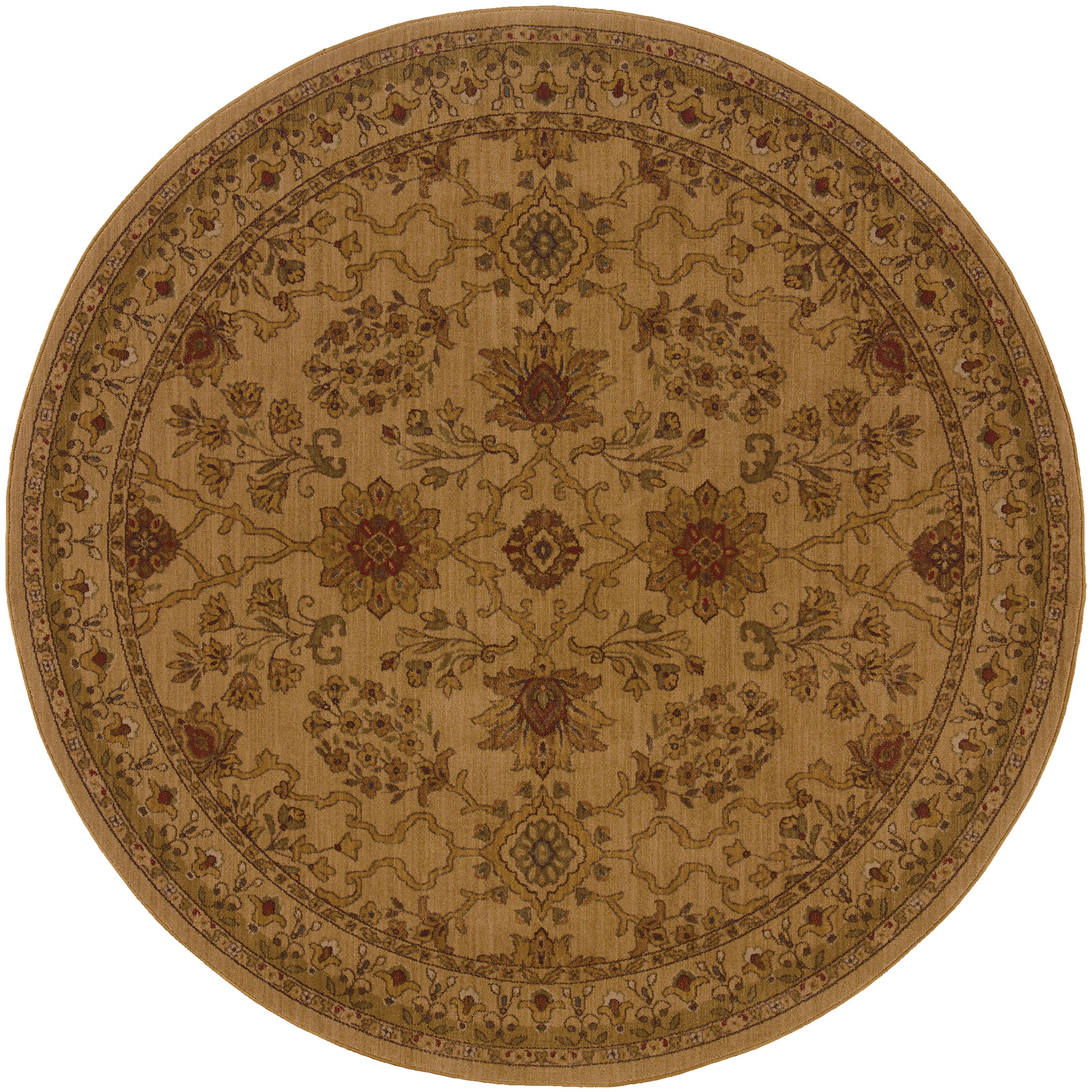 """Oriental Weavers Allure 7' 8"""" Rug - Item Number: AL13C1R"""