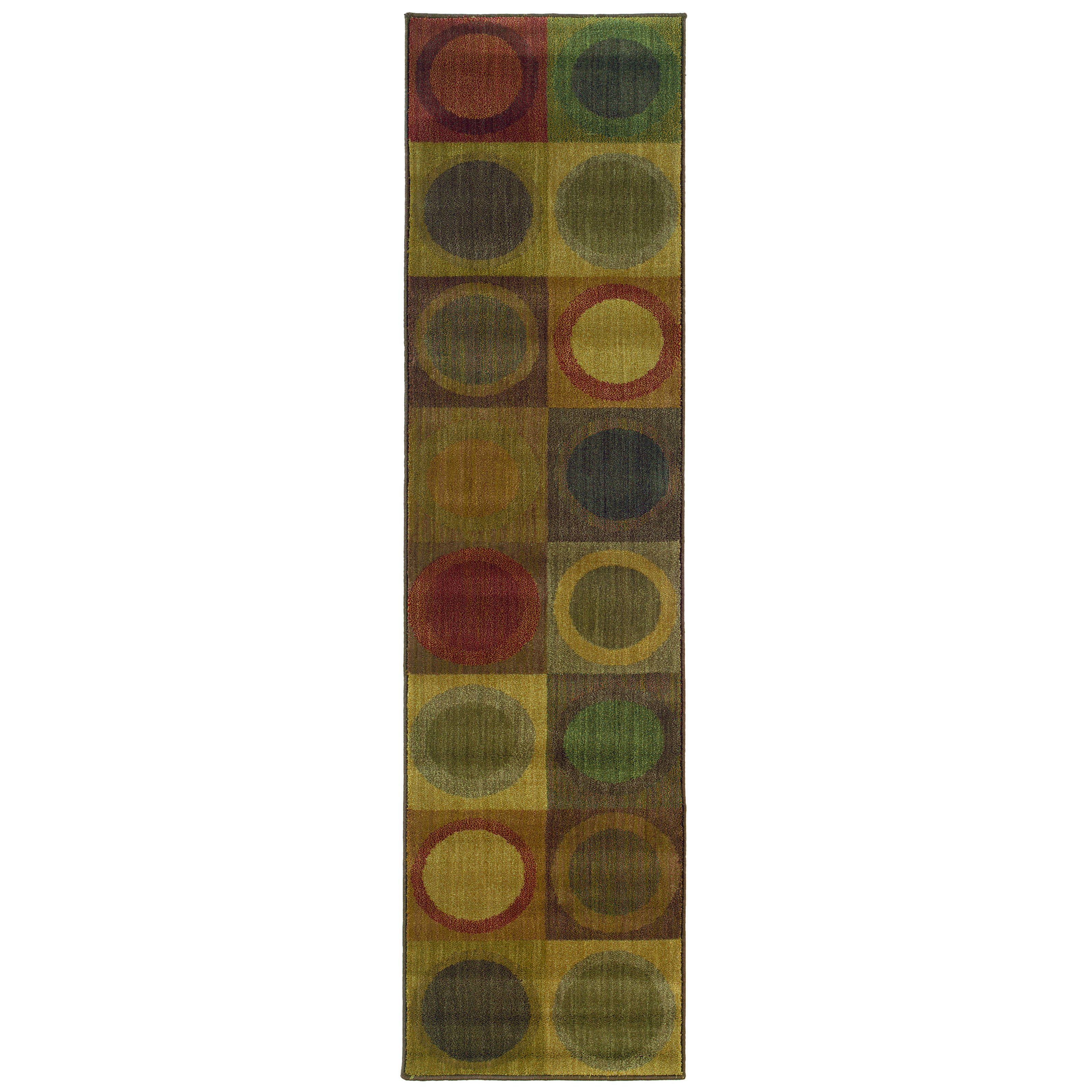 "Oriental Weavers Allure 1'11"" X  3' 3"" Rug - Item Number: ALL53A2S"