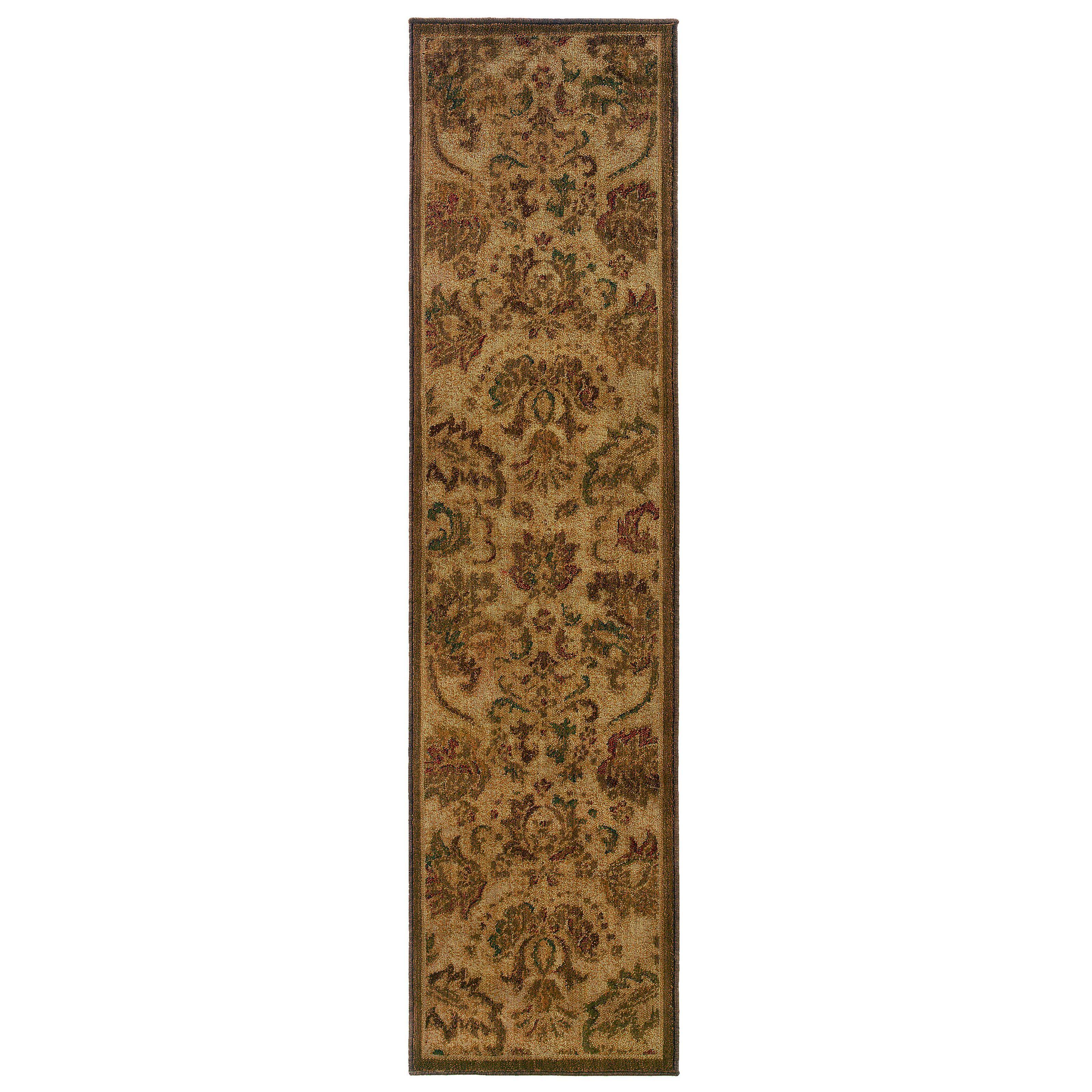 """Oriental Weavers Allure 1'11"""" X  7' 6"""" Rug - Item Number: ALL57B3"""