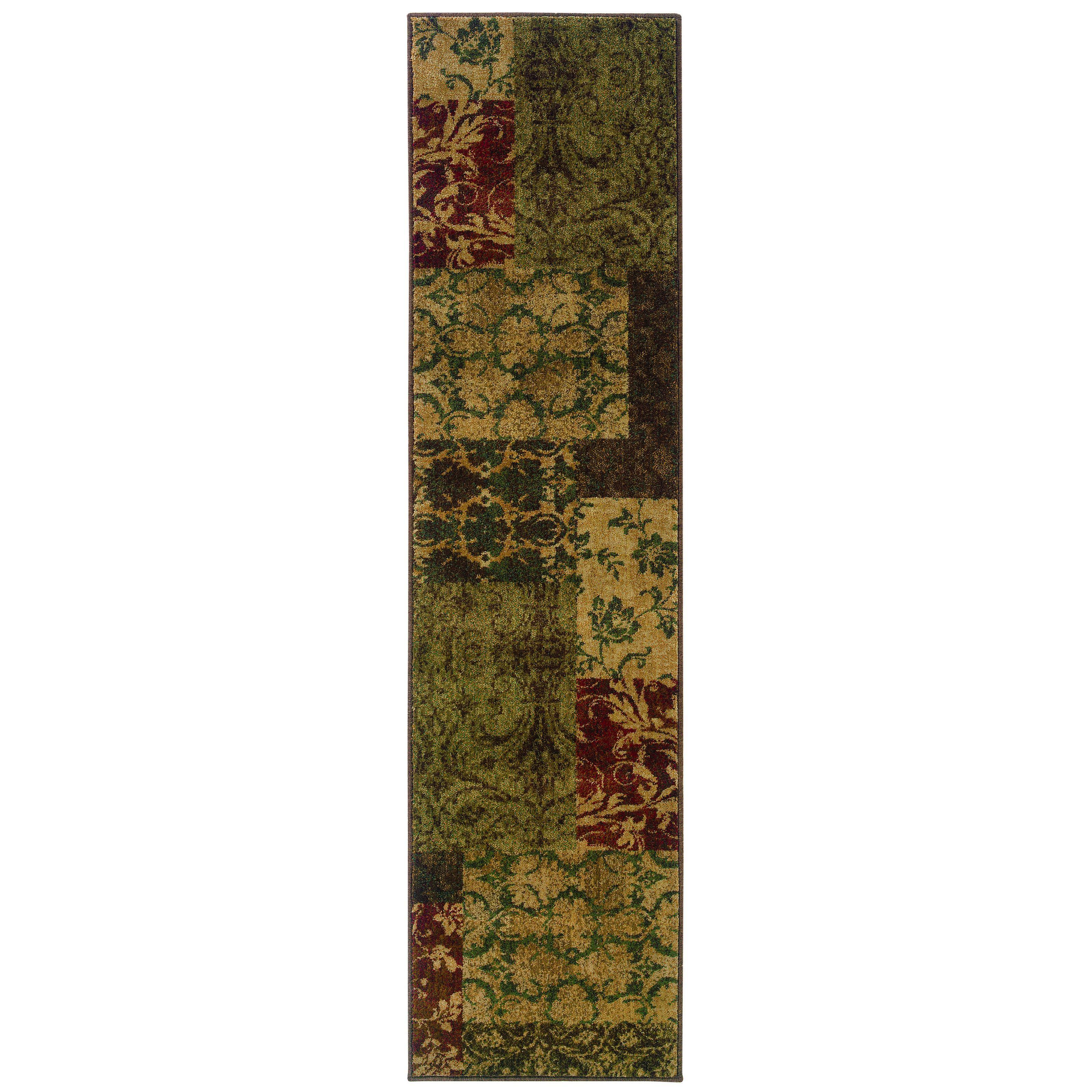 """Oriental Weavers Allure 1'11"""" X  7' 6"""" Rug - Item Number: ALL58B3"""