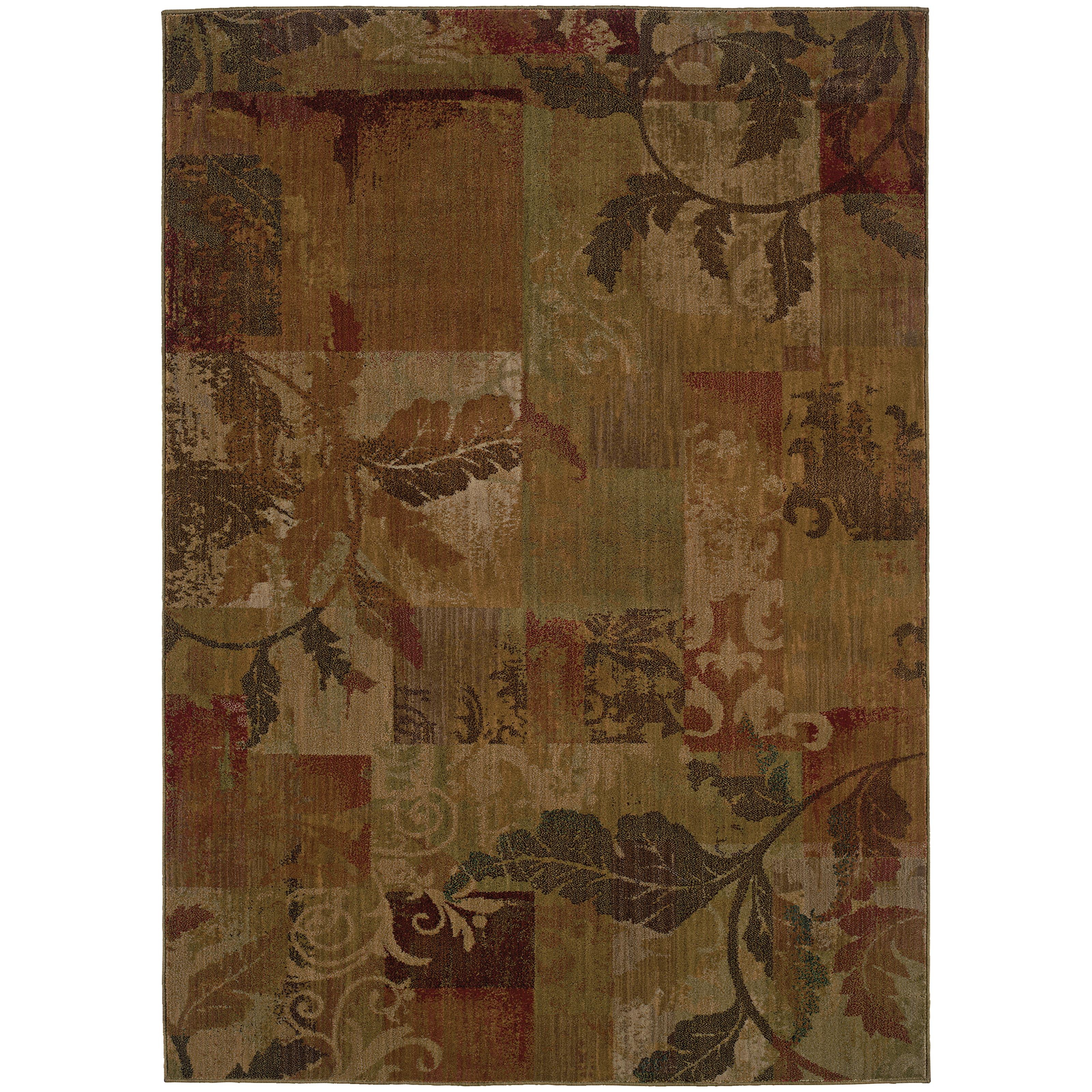 "Oriental Weavers Allure 5' 3"" X  7' 6"" Rug - Item Number: ALL59A5"