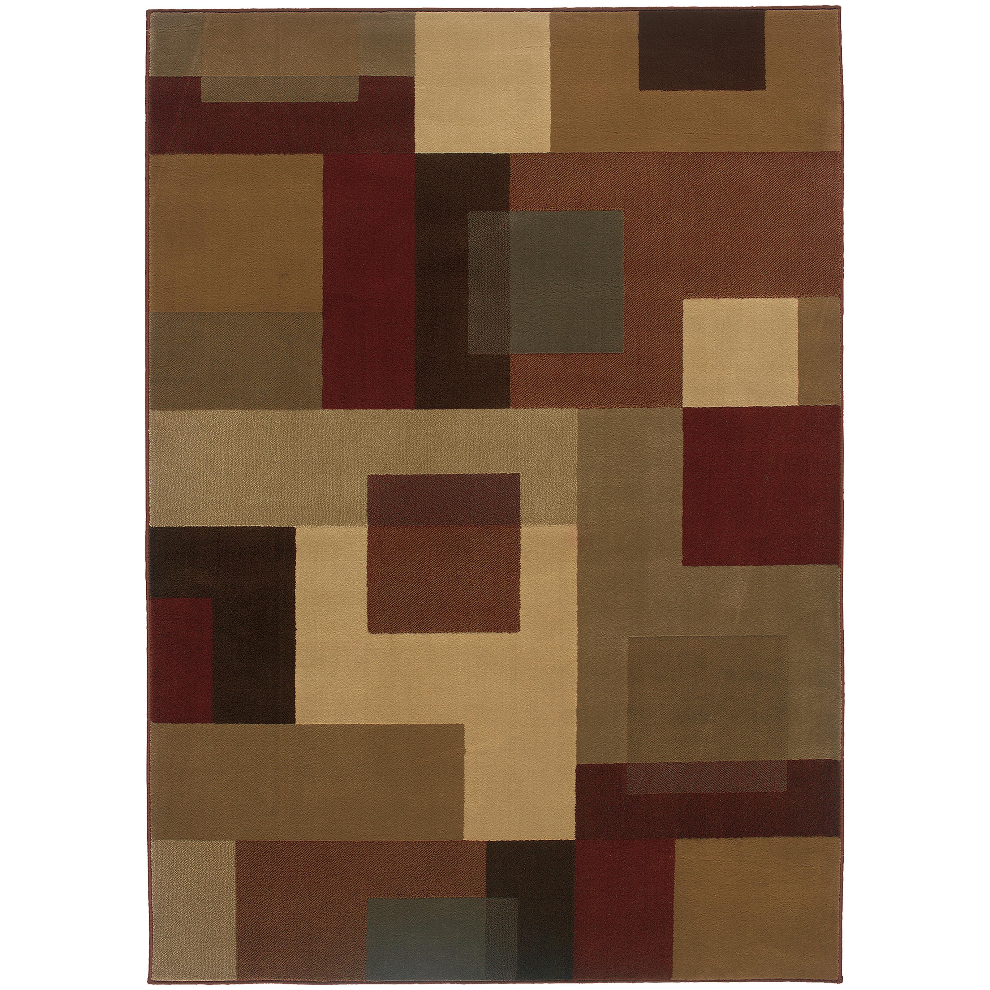 """Oriental Weavers Amelia 2' 6"""" X  4' 5"""" Rug - Item Number: A2261Y076135ST"""