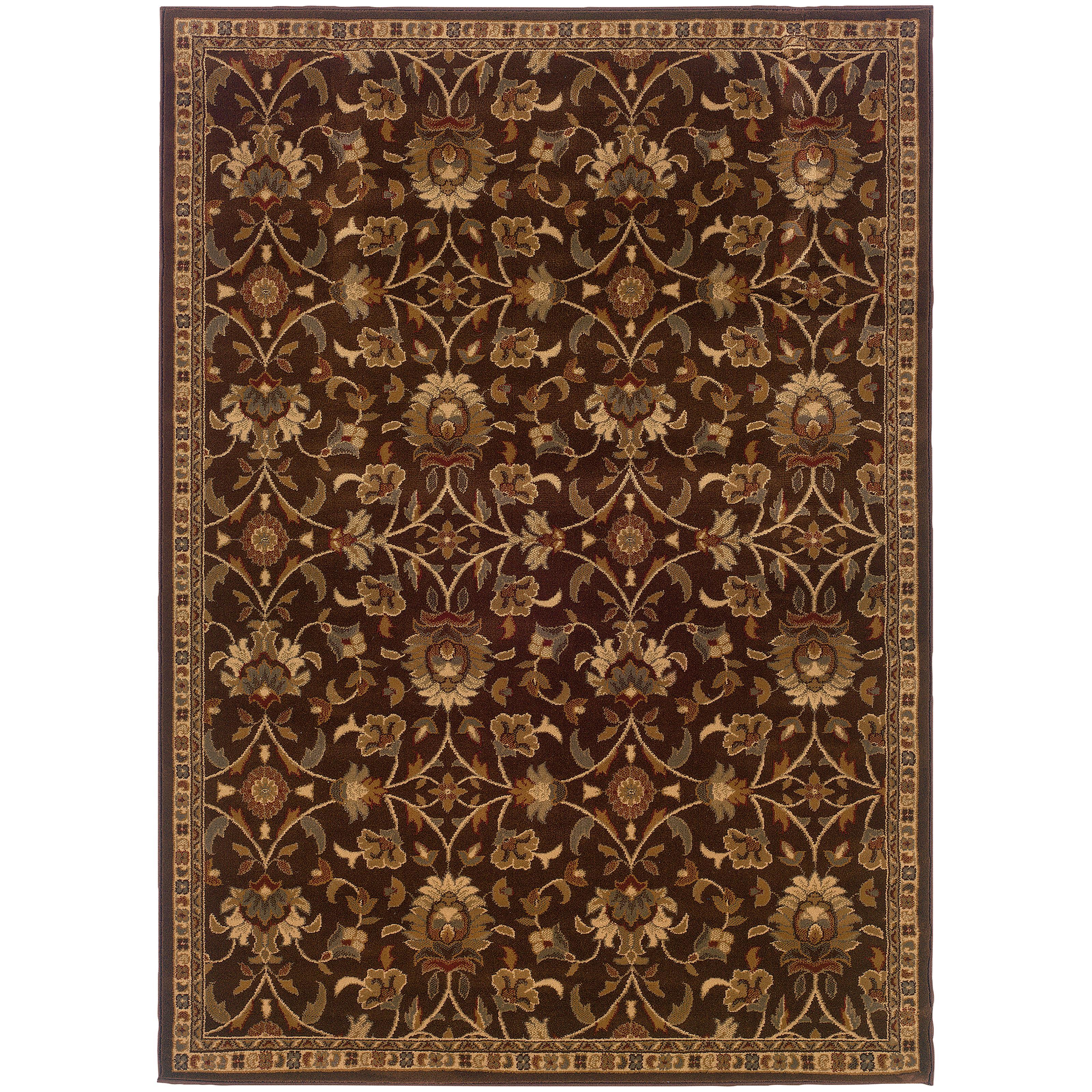 """Oriental Weavers Amelia 8' 2"""" X 10' 0"""" Rug - Item Number: A2331K248305ST"""