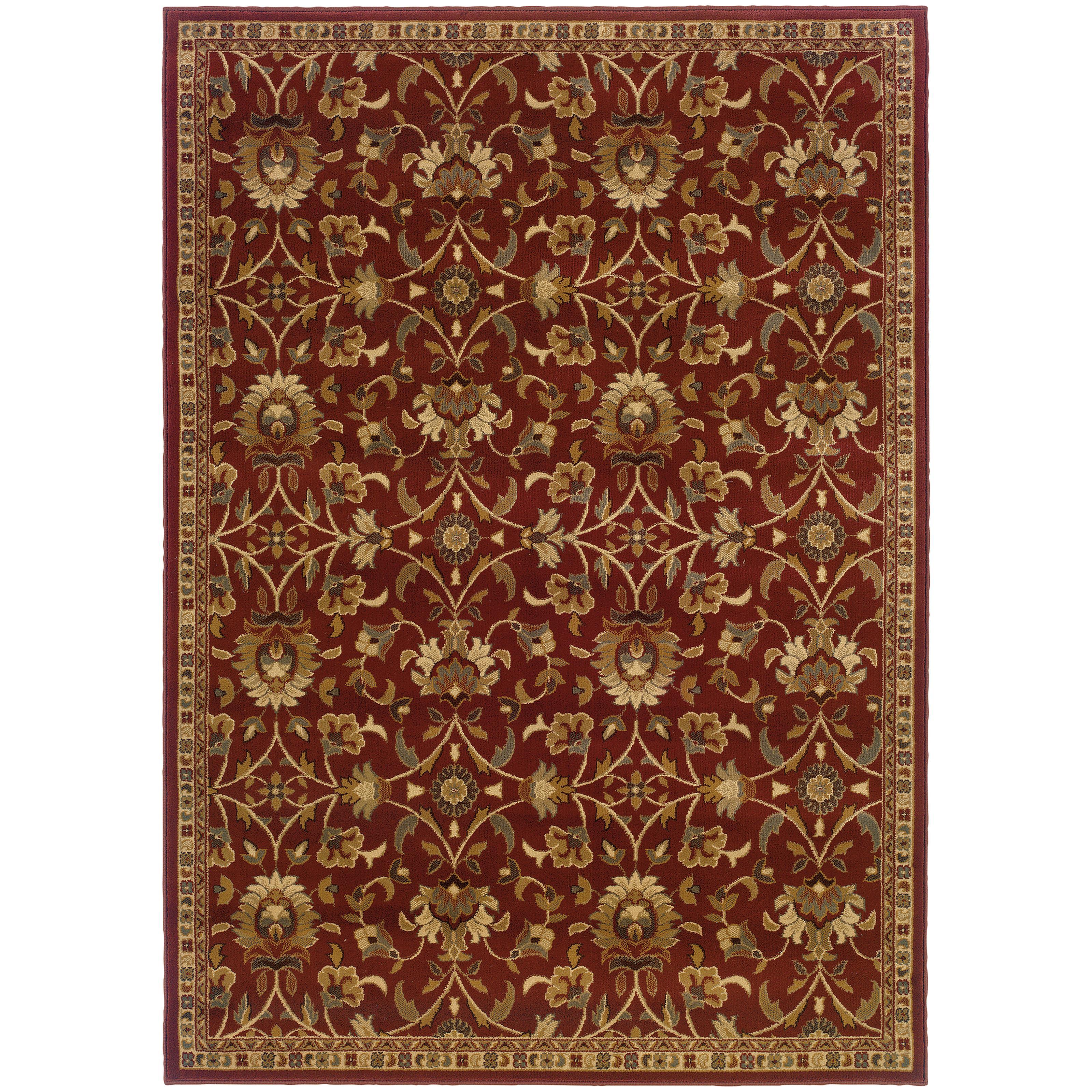 """Oriental Weavers Amelia 8' 2"""" X 10' 0"""" Rug - Item Number: A2331R2448305ST"""
