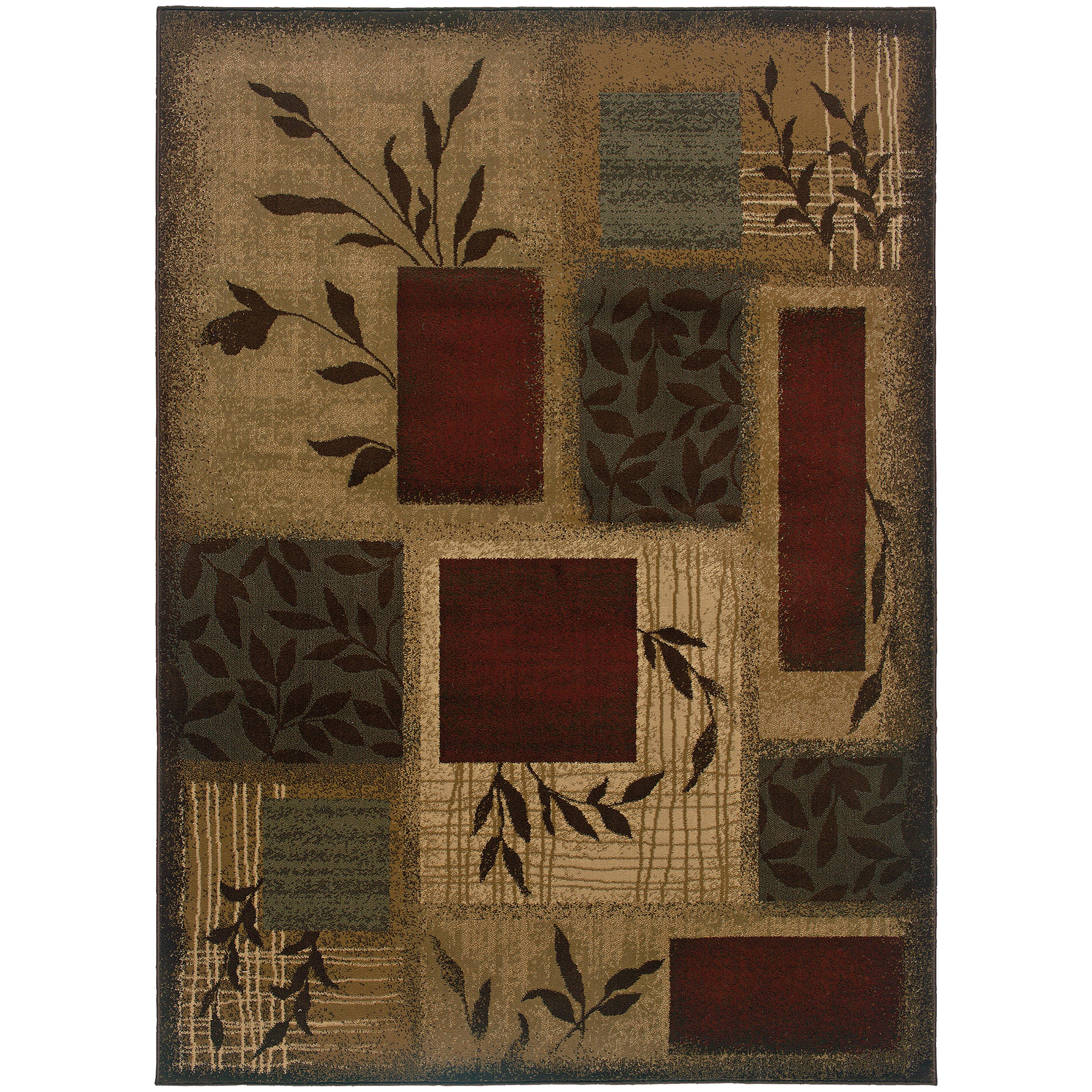 "Oriental Weavers Amelia 5' 0"" X  7' 6"" Rug - Item Number: A260X6152230ST"