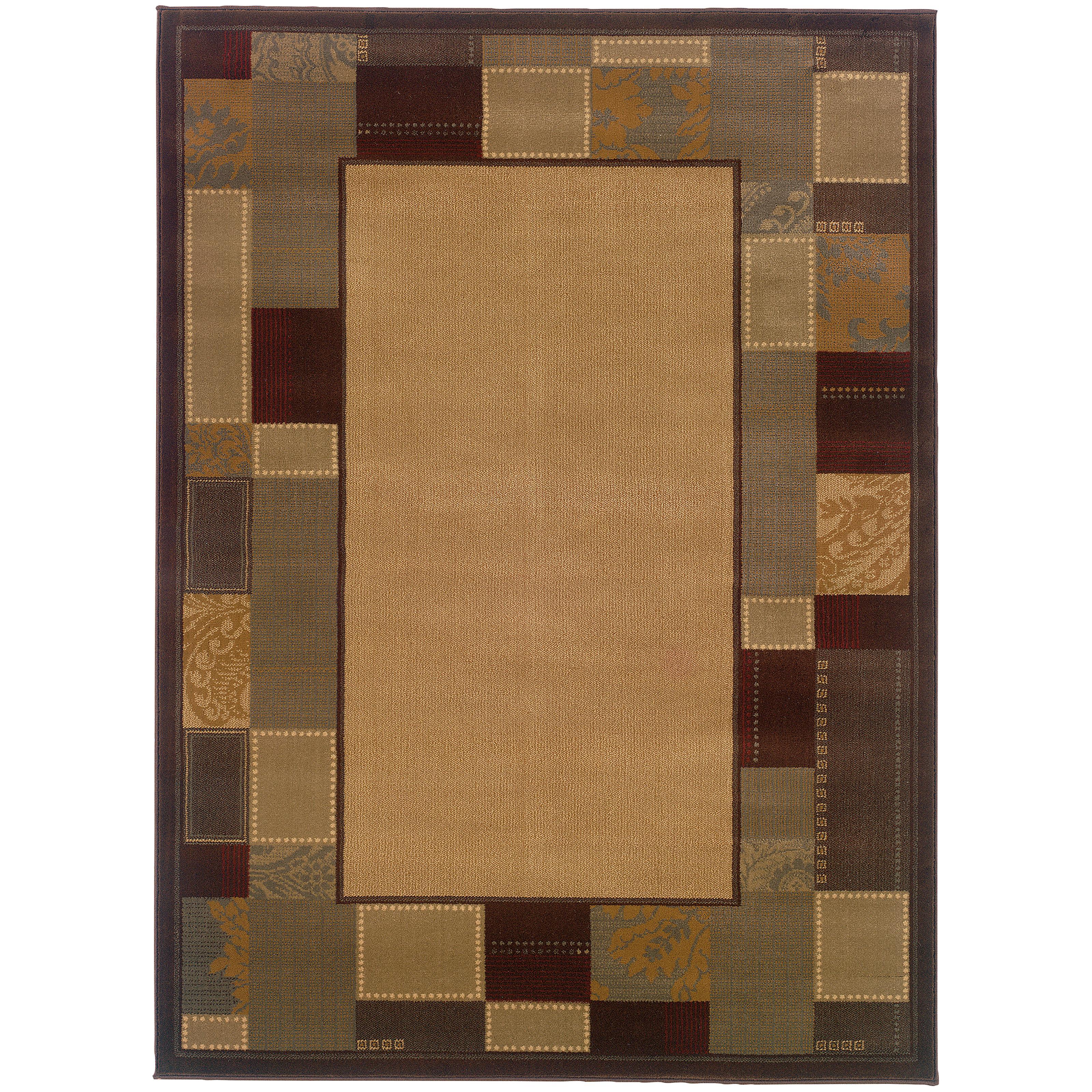 """Oriental Weavers Amelia 5' 0"""" X  7' 6"""" Rug - Item Number: A6993Y152230ST"""