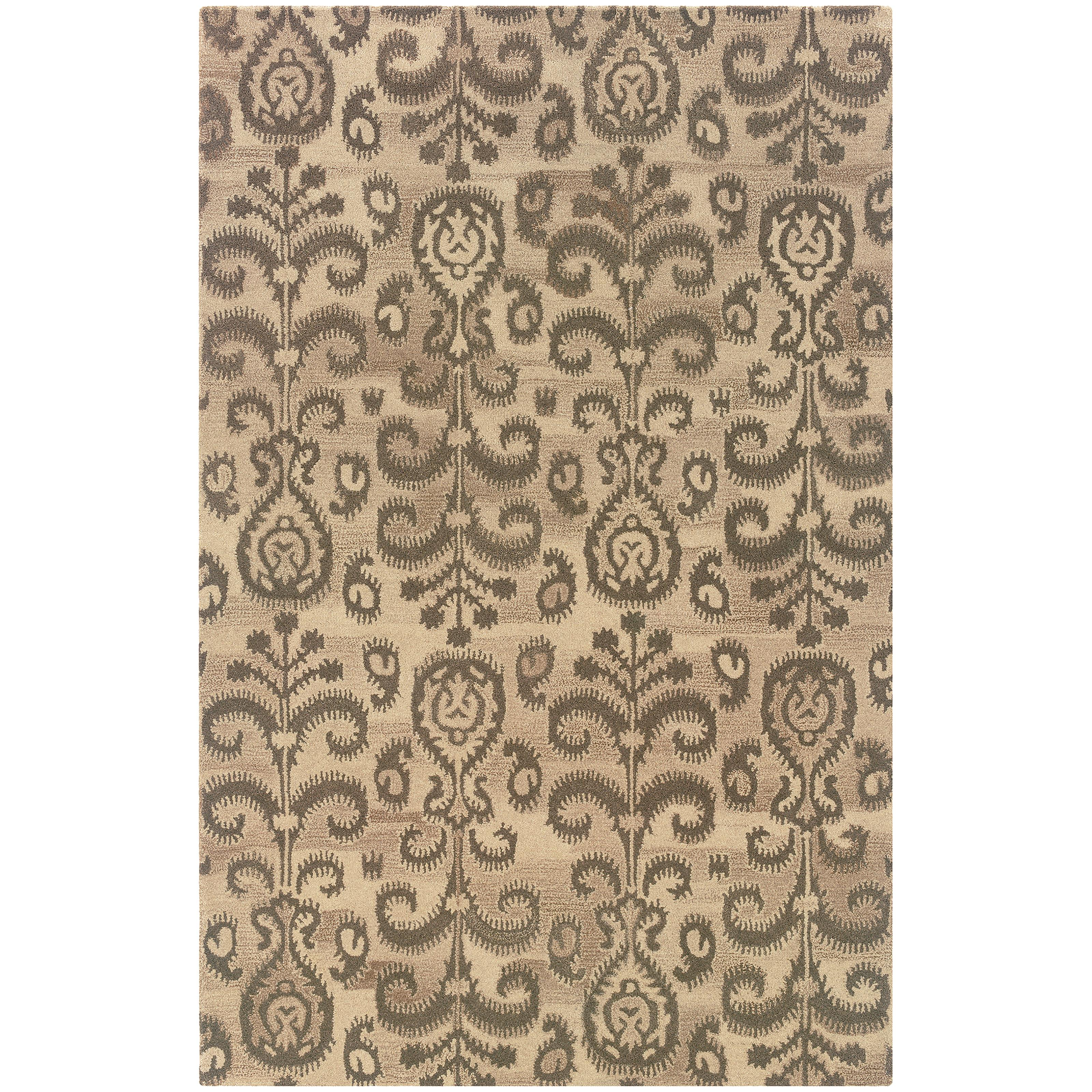 "Oriental Weavers Anastasia 3' 6"" X  5' 6"" Rug - Item Number: A68002107168ST"