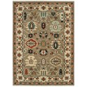 "Oriental Weavers Anatolia 3'10"" X  5' 5"" Rectangle Rug - Item Number: ANA530U310X55"