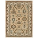 "Oriental Weavers Anatolia 5' 3"" X  7' 6"" Rectangle Rug - Item Number: ANA530W53X76"