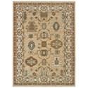 "Oriental Weavers Anatolia 6' 7"" X  9' 6"" Rectangle Rug - Item Number: ANA530W67X96"