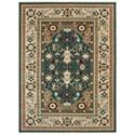 "Oriental Weavers Anatolia 3'10"" X  5' 5"" Rectangle Rug - Item Number: ANA5502L310X55"