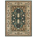 "Oriental Weavers Anatolia 5' 3"" X  7' 6"" Rectangle Rug - Item Number: ANA5502L53X76"