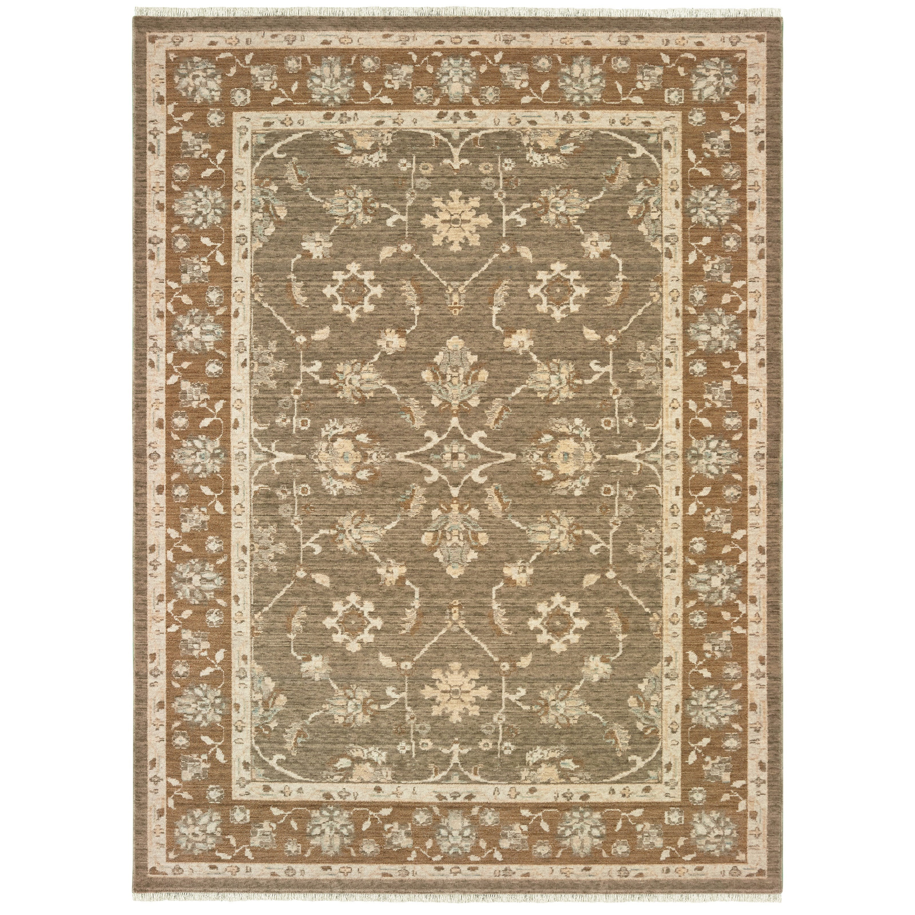 """Anatolia 9'10"""" X 12'10"""" Rectangle Rug by Oriental Weavers at Steger's Furniture"""