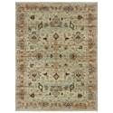 "Oriental Weavers Anatolia 3'10"" X  5' 5"" Rectangle Rug - Item Number: ANA8020H310X55"