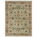 "Oriental Weavers Anatolia 5' 3"" X  7' 6"" Rectangle Rug - Item Number: ANA8020H53X76"