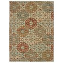"Oriental Weavers Anatolia 7'10"" X 10'10"" Rectangle Rug - Item Number: ANA90E710X1010"