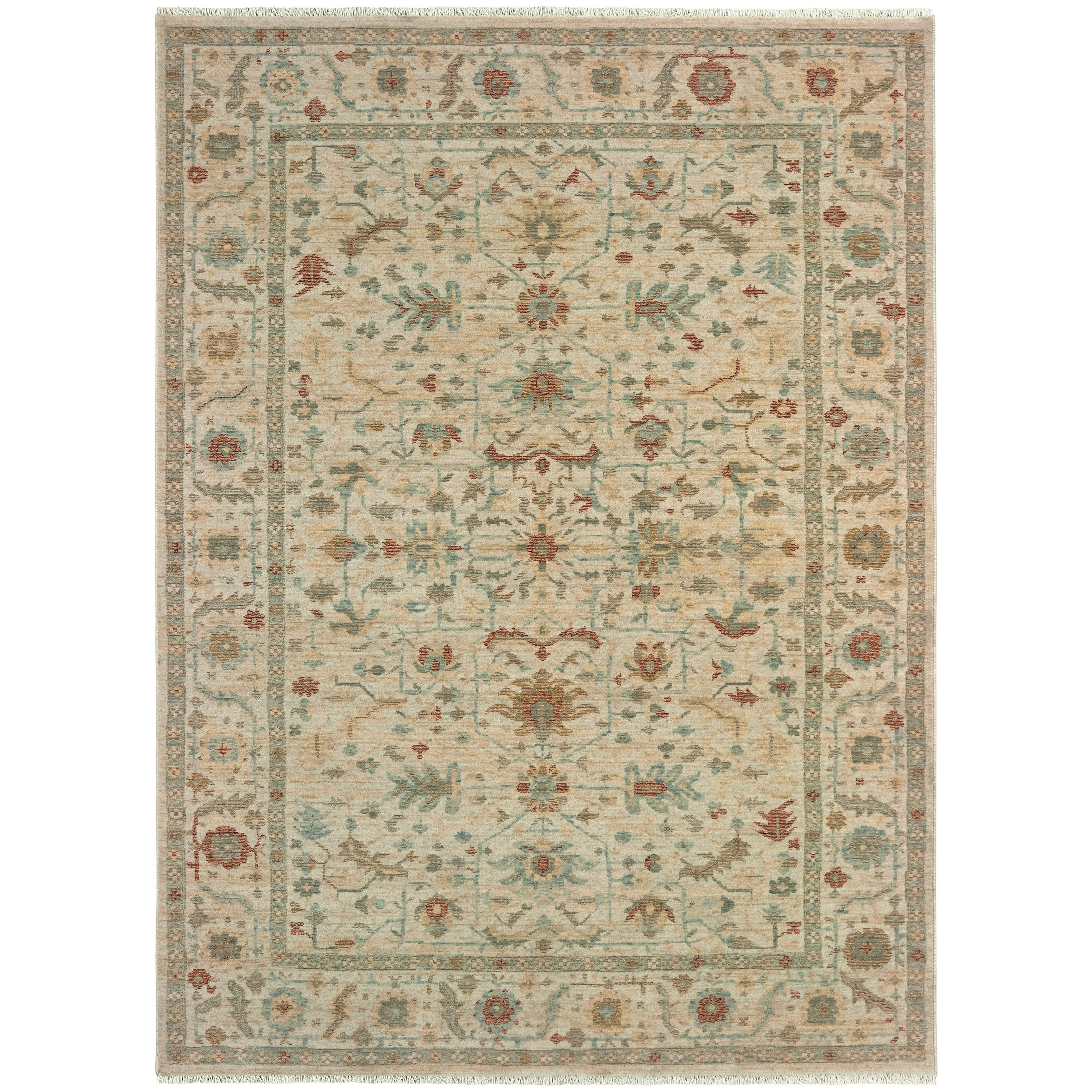 "3'10"" X  5' 5"" Rectangle Rug"