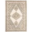 """Oriental Weavers Andorra 5' 3"""" X  7' 3"""" Rectangle Rug - Item Number: AND298C53X73"""