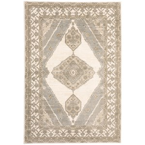 "6' 7"" X  9' 6"" Rectangle Rug"