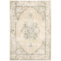 "Oriental Weavers Andorra 6' 7"" X  9' 6"" Rectangle Rug - Item Number: AND303D67X96"