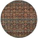 "Oriental Weavers Andorra 7'10"" Round Rug - Item Number: AND6836C710ROUND"