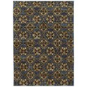 """Oriental Weavers Andorra 10' 0"""" X 13' 2"""" Rectangle Rug - Item Number: AND6883C10X132"""