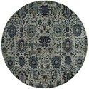 "Oriental Weavers Andorra 7'10"" Round Rug - Item Number: AND7120A710ROUND"