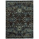 "Oriental Weavers Andorra 10' 0"" X 13' 2"" Rectangle Rug - Item Number: AND7124A10X132"