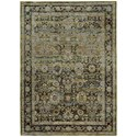 """Oriental Weavers Andorra 10' 0"""" X 13' 2"""" Rectangle Rug - Item Number: AND7125C10X132"""