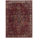 "Oriental Weavers Andorra 10' 0"" X 13' 2"" Rectangle Rug - Item Number: AND7135E10X132"