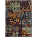 "Oriental Weavers Andorra 7'10"" X 10'10"" Rectangle Rug - Item Number: AND7137A710X1010"