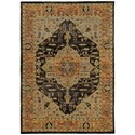 "Oriental Weavers Andorra 10' 0"" X 13' 2"" Rectangle Rug - Item Number: AND7138B10X132"