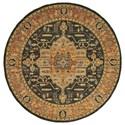 "Oriental Weavers Andorra 7'10"" Round Rug - Item Number: AND7138B710ROUND"