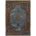 "Oriental Weavers Andorra 10' 0"" X 13' 2"" Rectangle Rug - Item Number: AND7139A10X132"