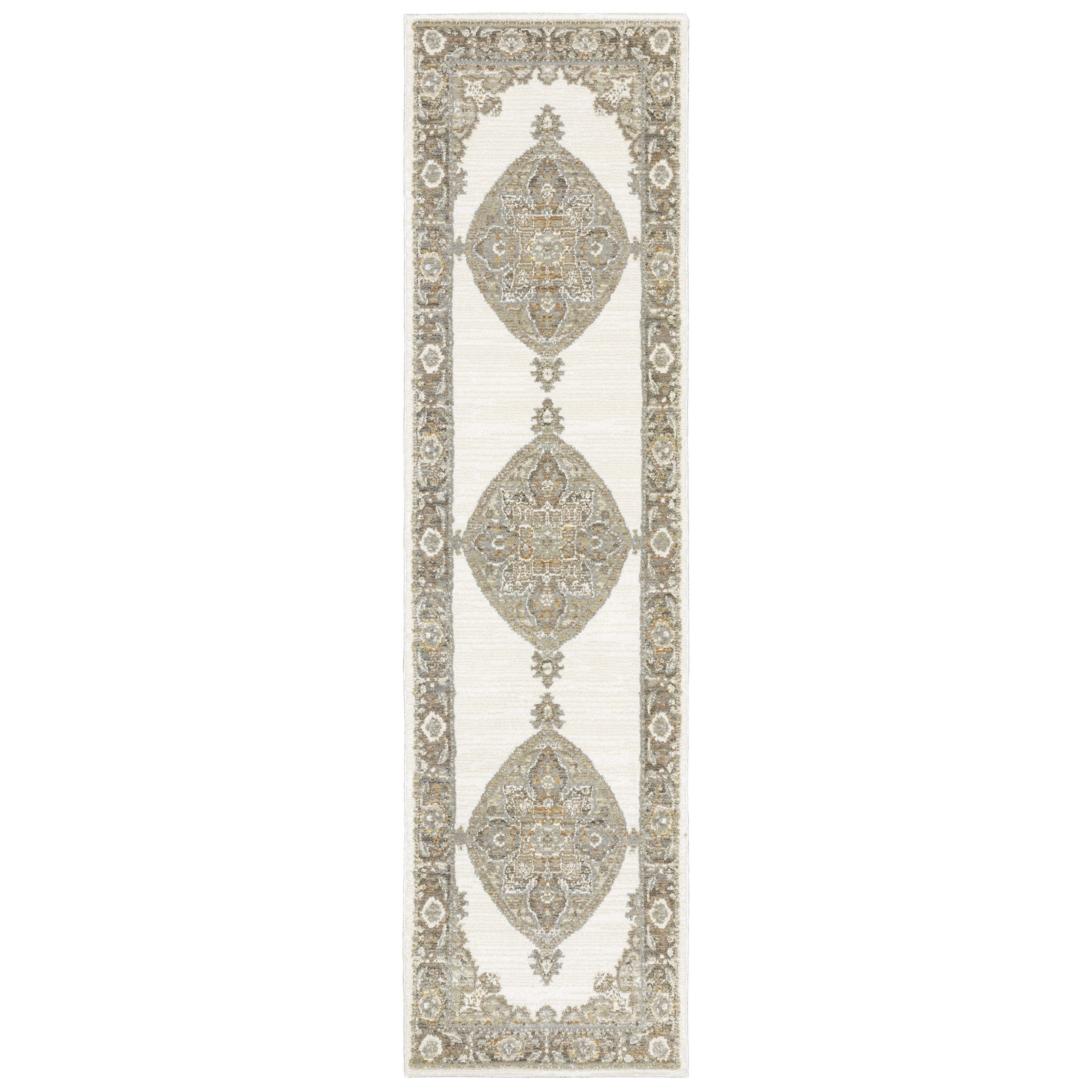 "Andorra 2' 3"" X  8' 0"" Runner Rug by Oriental Weavers at Steger's Furniture"