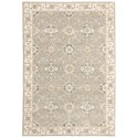 "Oriental Weavers Andorra 6' 7"" X  9' 6"" Rectangle Rug - Item Number: AND8929H67X96"