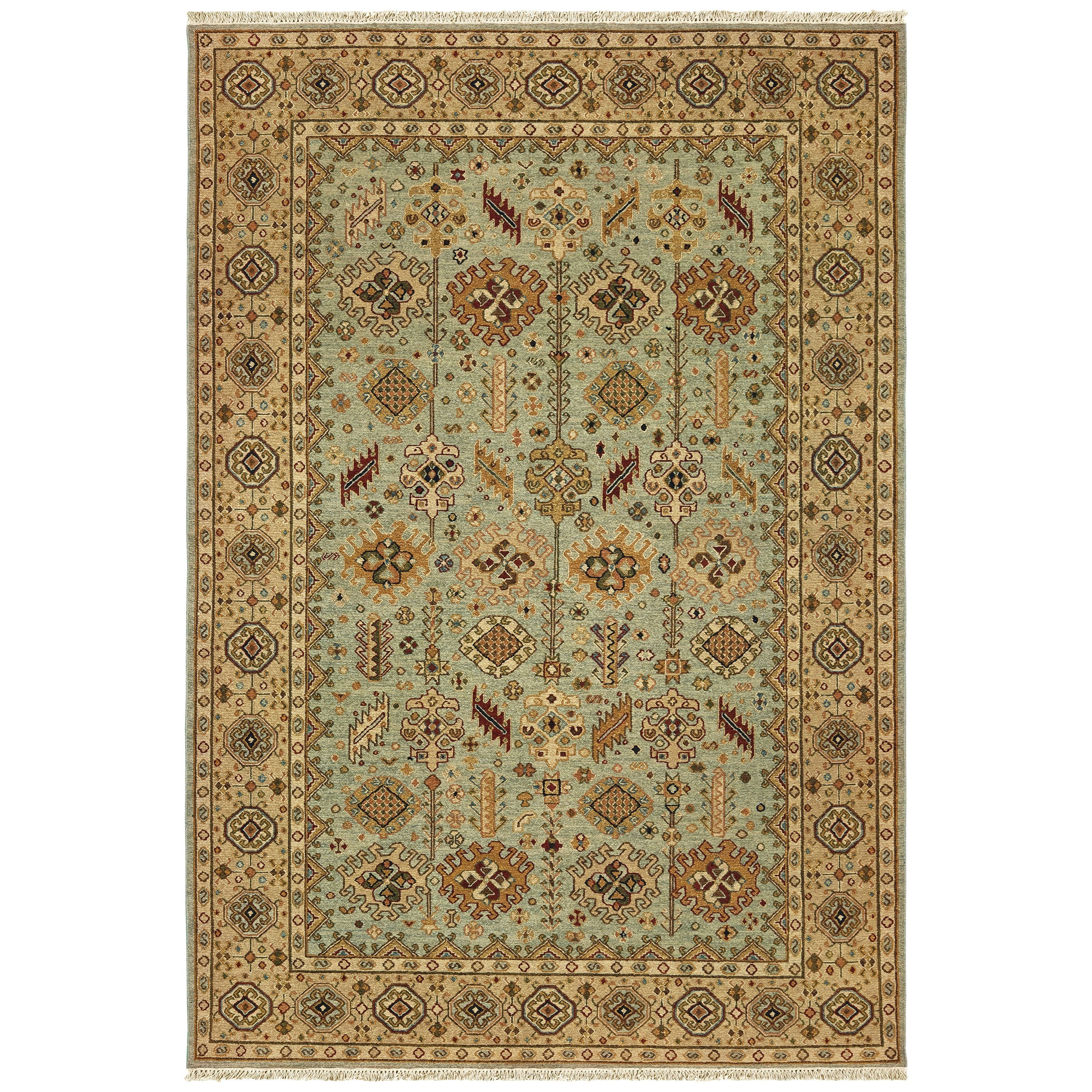 9' X 12' Rectangle Rug