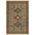 Oriental Weavers Angora 8' X 10' Rectangle Rug - Item Number: ANG123068X10