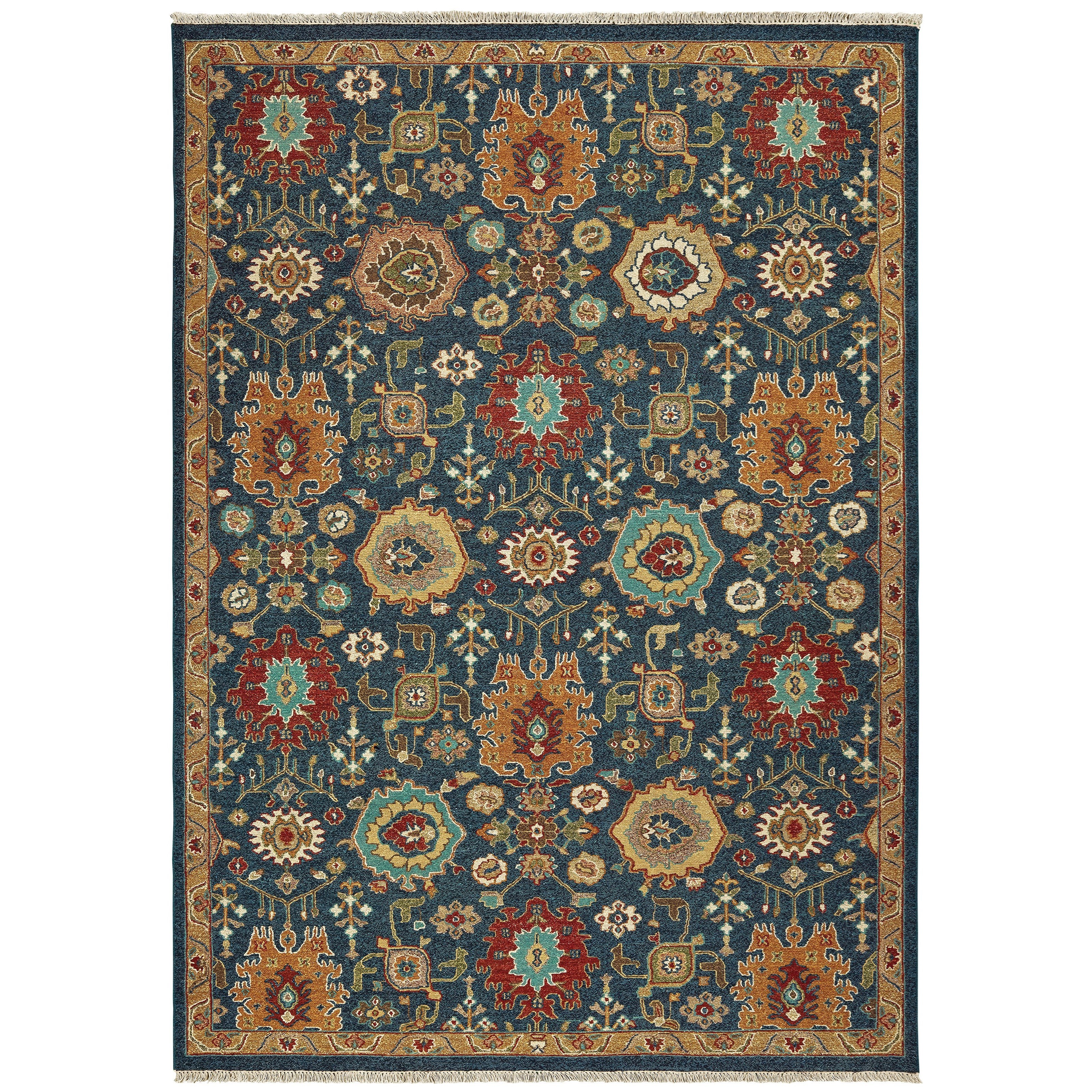 Angora 10' X 14' Rectangle Rug by Oriental Weavers at Darvin Furniture