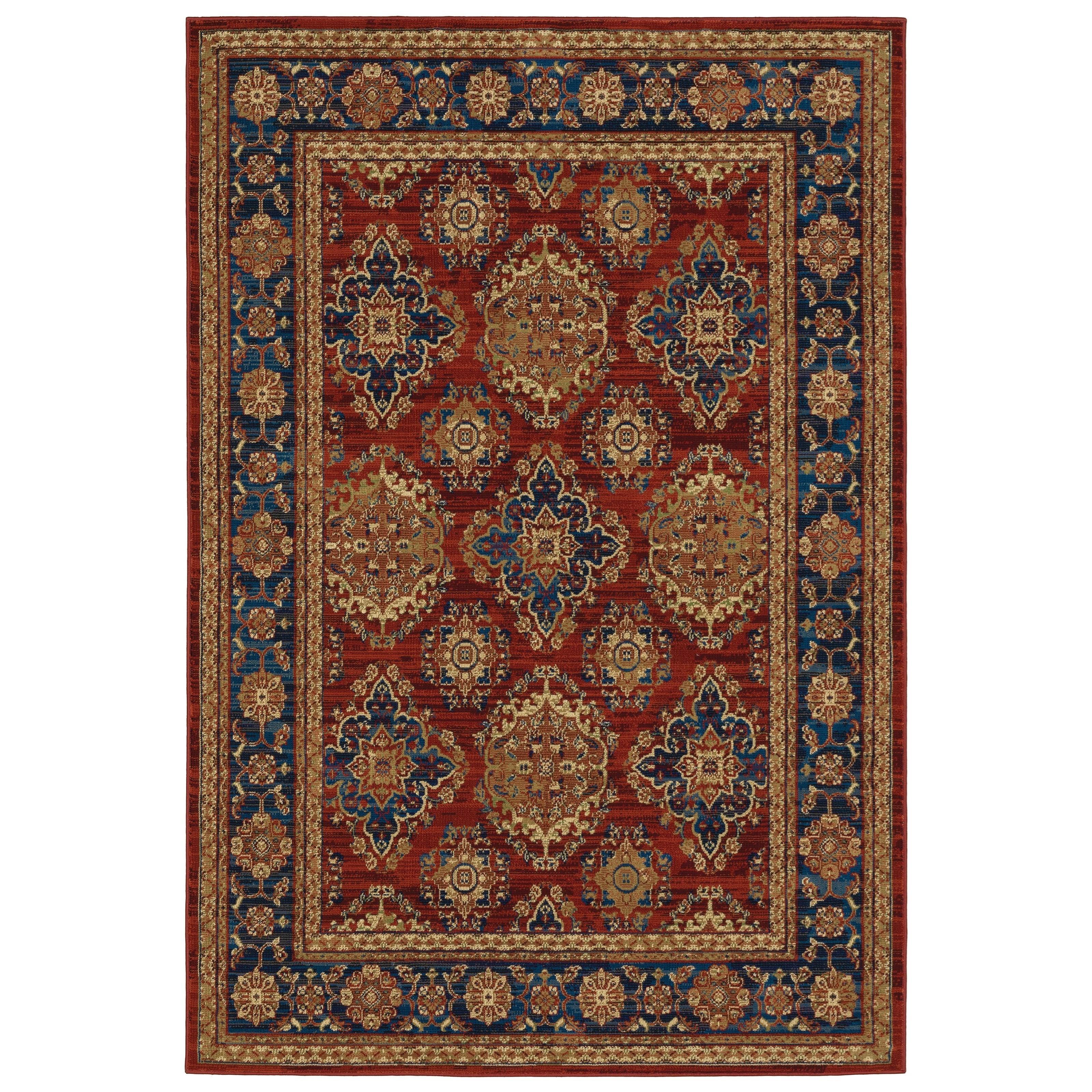 """Ankara 2' 3"""" X  7' 6"""" Runner Rug by Oriental Weavers at Darvin Furniture"""