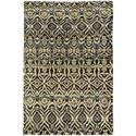 """Oriental Weavers Ansley  5' 0"""" X  8' 0"""" Rectangle Rug - Item Number: ANS509045X8"""