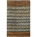 """Oriental Weavers Ansley  5' 0"""" X  8' 0"""" Rectangle Rug - Item Number: ANS509085X8"""