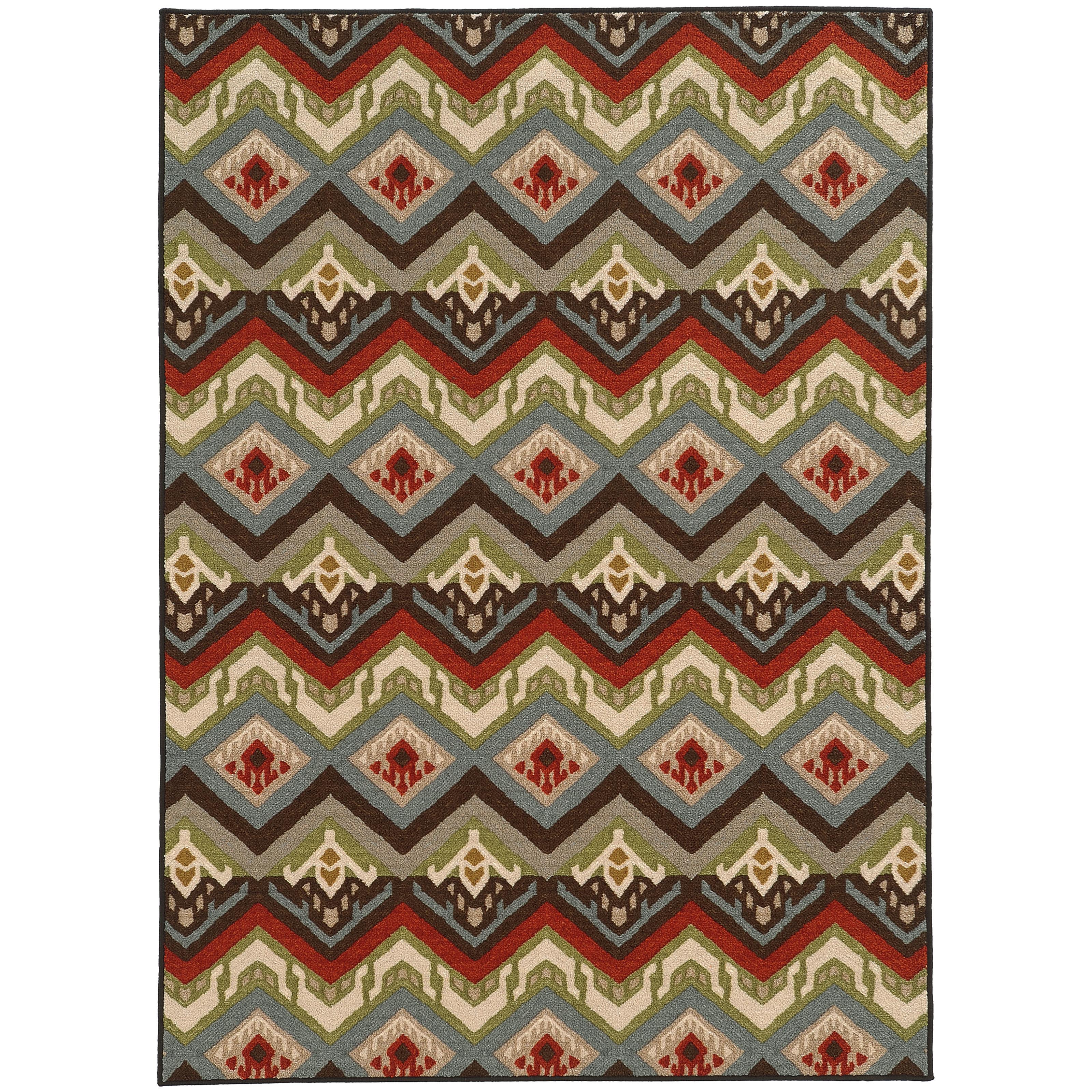"""Oriental Weavers Arabella 3' 3"""" X  5' 5"""" Rug - Item Number: A15754100165ST"""